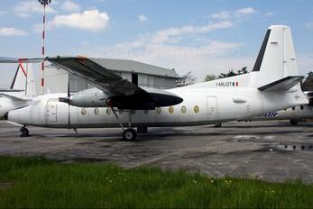 I-MLQT - Miniliner Fokker F27