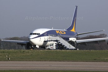 VP-BJX - KD Avia - Kaliningradavia Boeing 737-300