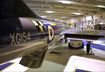 XG154 - Royal Air Force Hawker Hunter FGA.9