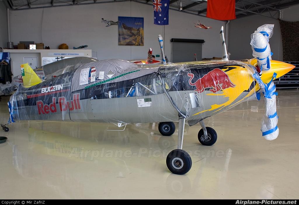 The Flying Bulls N423KC aircraft at Jandakot, WA