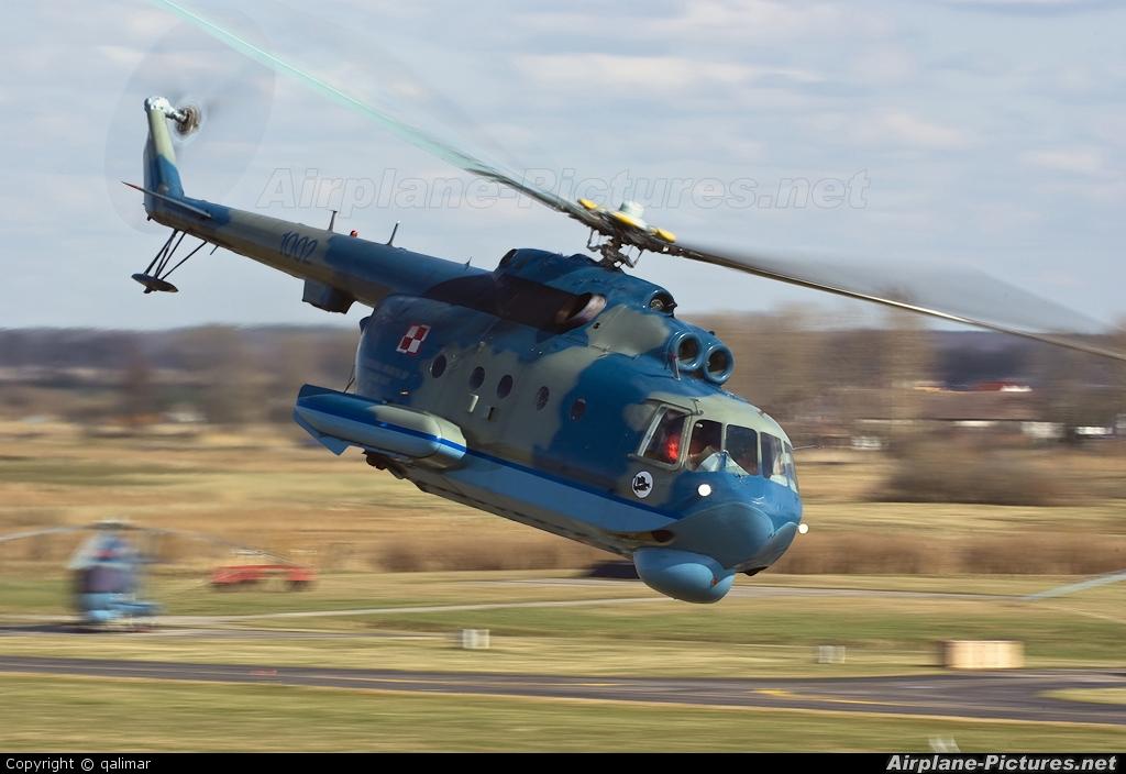 Poland - Navy 1002 aircraft at Off Airport - Poland