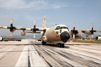 208 - Israel - Defence Force Lockheed C-130H Hercules