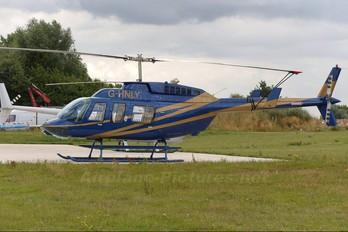 G-HNLY - Private Bell 206L Longranger
