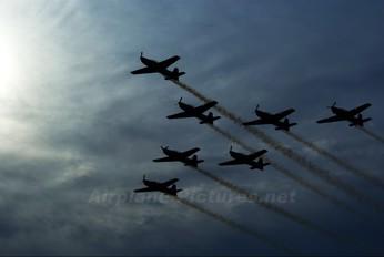 """1381 - Brazil - Air Force """"Esquadrilha da Fumaça"""" Embraer EMB-312 Tucano T-27"""