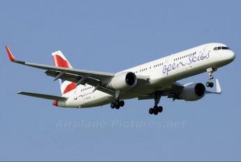 F-HAVN - British Airways - Open Skies Boeing 757-200WL