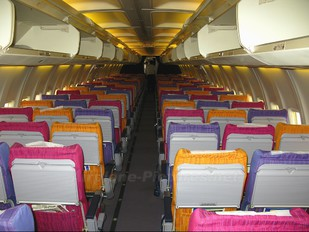 HS-TDK - Thai Airways Boeing 737-400