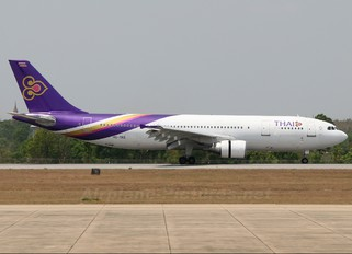 HS-TAS - Thai Airways Airbus A300