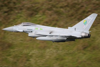 ZJ921 - Royal Air Force Eurofighter Typhoon FGR.4