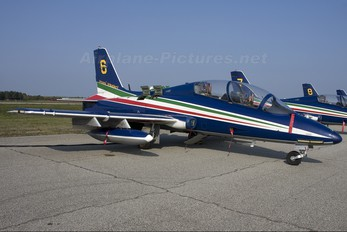 "MM54052 - Italy - Air Force ""Frecce Tricolori"" Aermacchi MB-339-A/PAN"
