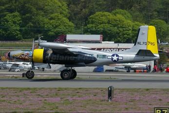 NL7079G - Private Douglas A-26 Invader