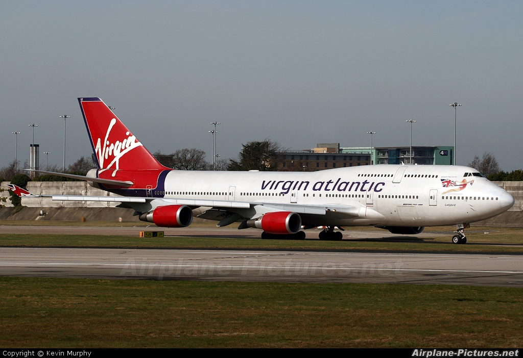 Virgin atlantic customers