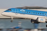 PH-EZM - KLM Cityhopper Embraer ERJ-190 (190-100) aircraft