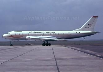 OK-LDB - CSA - Czech Airlines Tupolev Tu-104