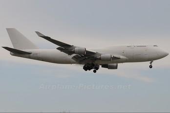 LX-ZCV - Cargolux Boeing 747-400BCF, SF, BDSF