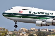 N486EV - Evergreen International Boeing 747-200SF aircraft