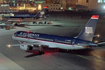 N629AU - US Airways Boeing 757-200