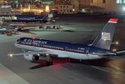 N629AU - US Airways Boeing 757-200 aircraft