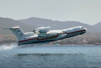RF-32767 - Russia - МЧС России EMERCOM Beriev Be-200