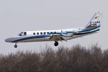D-CAMS - Triple Alfa Cessna 560 Citation V
