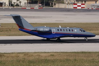 UR-PME - Private Cessna 525B Citation CJ3