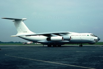 5A-DNK - Libyan Air Cargo Ilyushin Il-76 (all models)