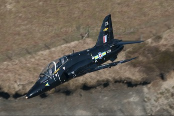 XX231 - Royal Air Force British Aerospace Hawk T.1W