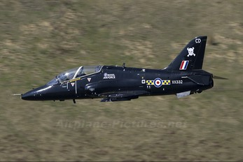 XX332 - Royal Air Force British Aerospace Hawk T.1/ 1A