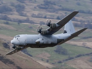 ZH885 - Royal Air Force Lockheed Hercules C.5