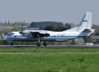 RA-26142 - Pskovavia Antonov An-26 (all models)