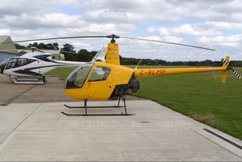 G-BLME - Heli-Air Robinson R22