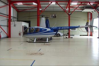 G-HVER - Private Robinson R44 Astro / Raven