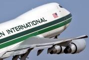 N490EV - Evergreen International Boeing 747-200F aircraft