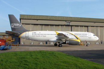 G-MIDR - Nesma Airlines Airbus A320