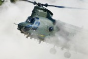 ZA710 - Royal Air Force Boeing Chinook HC.2 aircraft