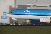 PH-BXP - KLM Boeing 737-900 aircraft