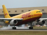 OO-DIF - DHL Cargo Airbus A300F aircraft