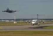 D-AEWO - Eurowings British Aerospace BAe 146-300/Avro RJ100 aircraft