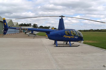 G-PIXX - Flying TV Robinson R44 Astro / Raven
