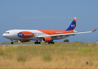 OY-VKG - MyTravel Airways Airbus A330-300