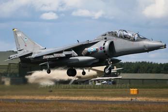 ZH661 - Royal Air Force British Aerospace Harrier T.12