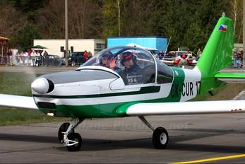 OK-CUR 17 - Private Evektor-Aerotechnik P-220 Koala