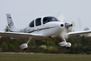 OY-SNU - Private Cirrus SR22