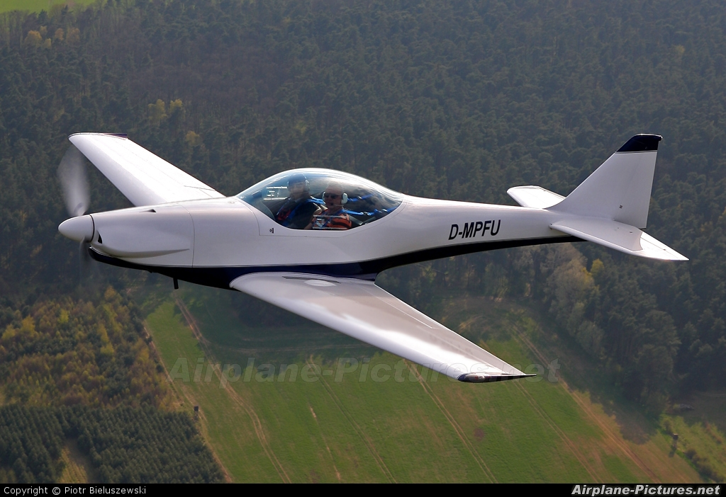 Private D-MPFU aircraft at In Flight - Poland