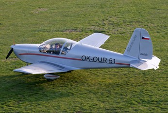 OK-OUR 51 - Private Kubicek Aircraft  M-2 Scout