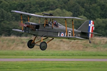 G-BMDB - Private Royal Aircraft Factory S.E.5A