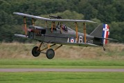 G-BMDB - Private Royal Aircraft Factory S.E.5A aircraft
