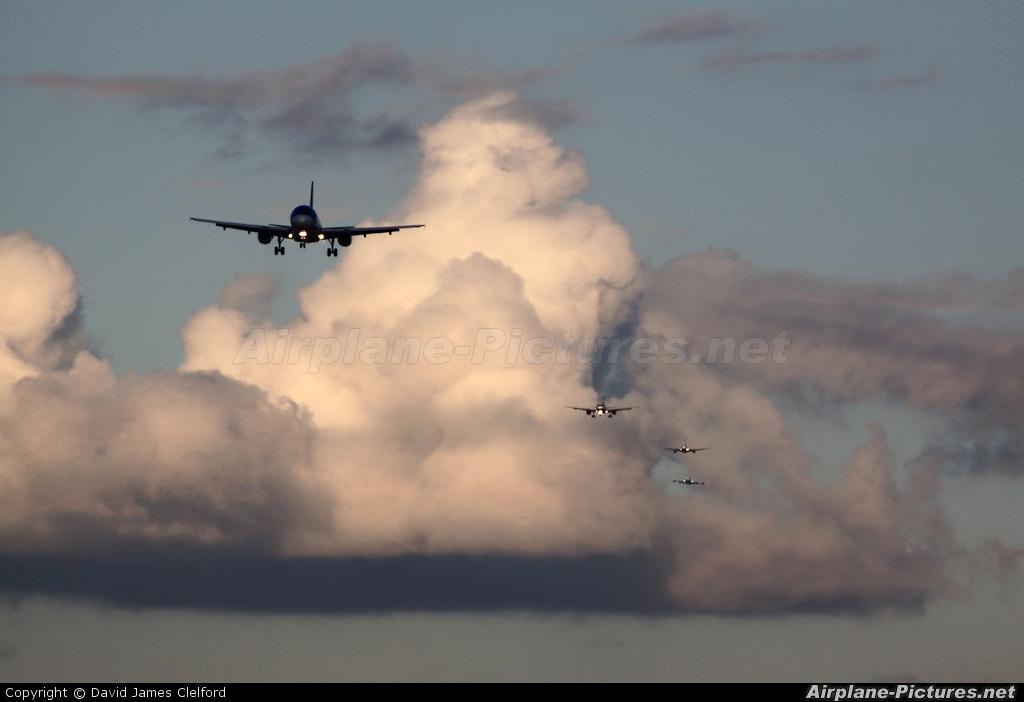BMI British Midland G-DBCC aircraft at London - Heathrow