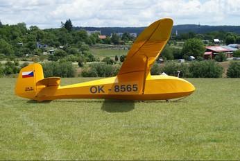 OK-8565 - Aeroklub Brno Medlánky Zlín Aircraft Z-24 Krajanek