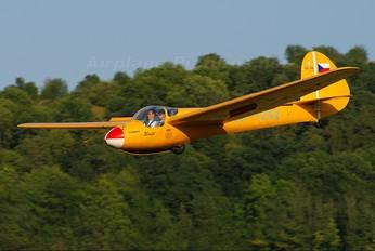 OK-1242 - Aeroklub Brno Medlánky LG 130 Kmotr