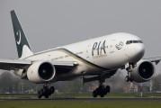 AP-BGK - PIA - Pakistan International Airlines Boeing 777-200ER aircraft